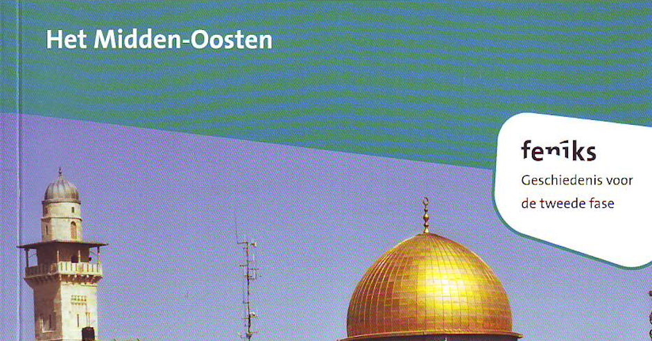 Dutch textbook claims that Britain endorsed the creation of Israel to please Jewish bankers