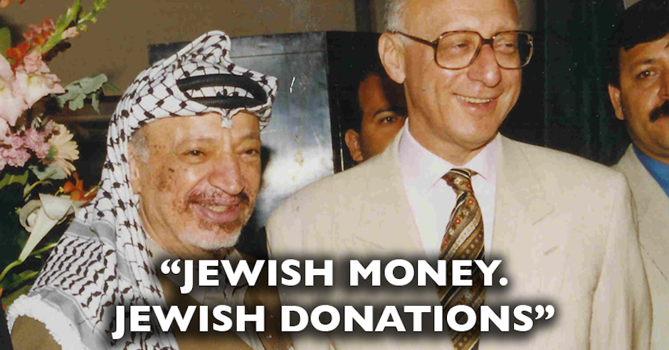 "Audio: Sir Gerald Kaufman MP's ""Jewish money"" slur"