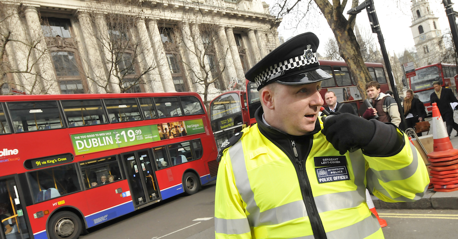 "Man and child on London bus insult ""F***ing Jews…Disgusting Jews"" whilst making throat-slitting gesture"