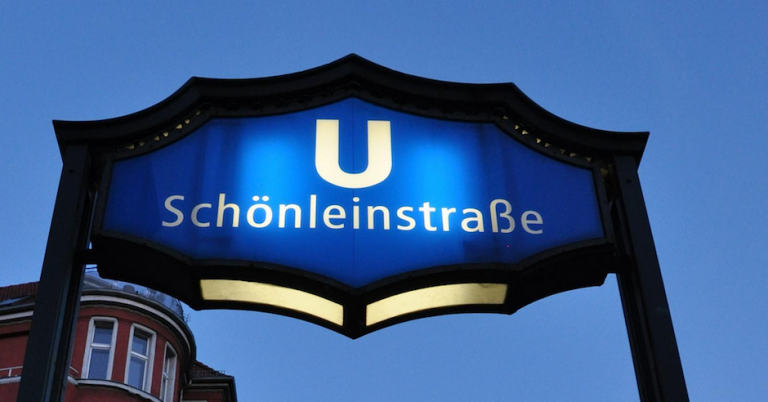 Jewish man insulted, spat at, whilst exiting the Berlin underground
