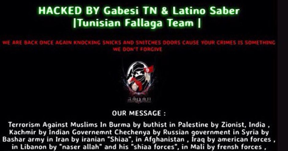 "London Jewish school's website hacked with message saying ""Islam is the true religion"""