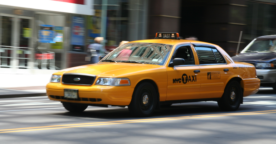 New York taxi driver attacks passenger upon learning he's Jewish