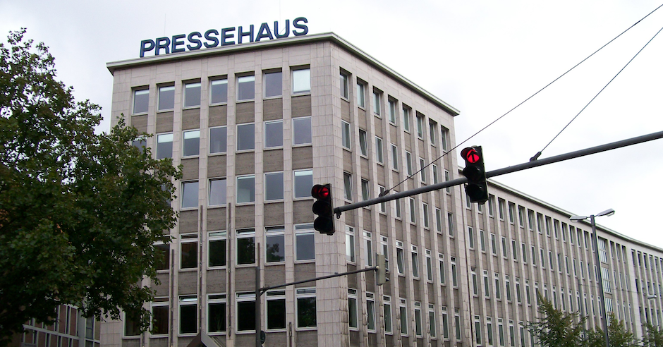 "German newspaper editor who was told to stop covering ""Jewish issues"" is fired"