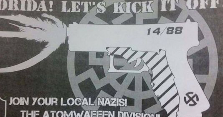 New antisemitic stickers and flyers found at University of Central Florida