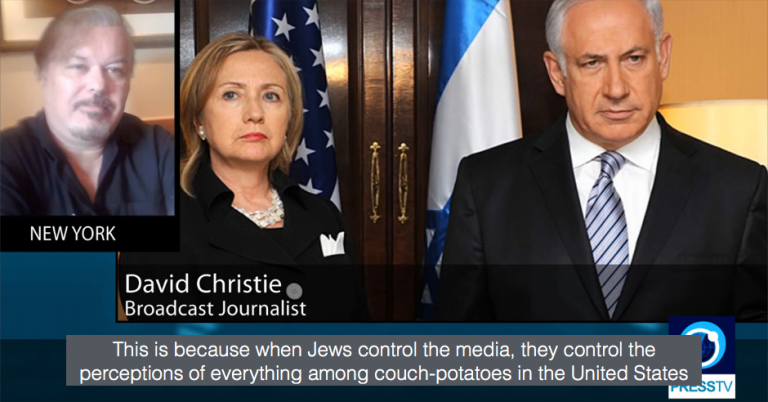 Clinton e-mail release prompts journalist's antisemitic rant on television