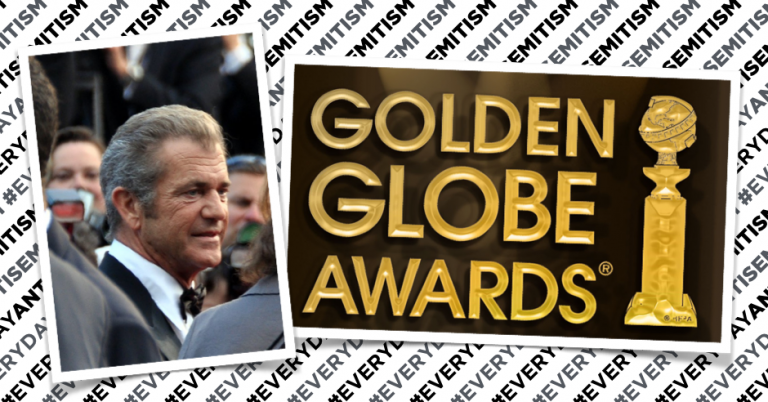 Serial antisemite Mel Gibson to be rehabilitated with Golden Globes presenter role