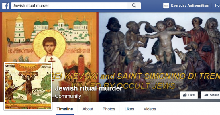 Facebook conceals antisemitic pages from Israelis but shows them everywhere else