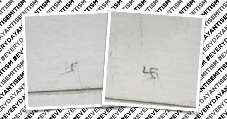 Police open investigation into swastikas found in residential London neighbourhood