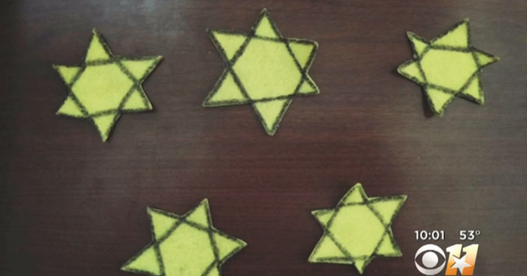 Jewish student moves out of Texas university halls after yellow Stars of David glued to his door