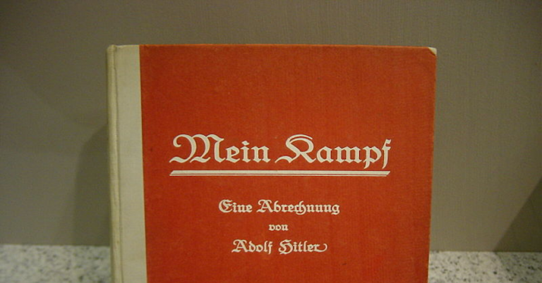 Adolf Hitler's Mein Kampf selling out across Germany