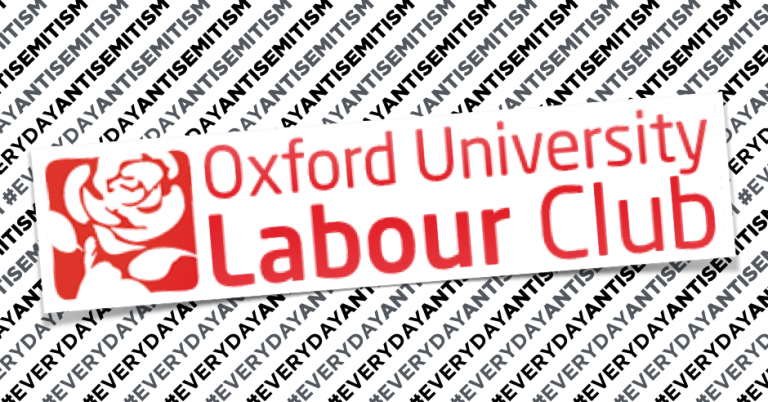 Rampant antisemitism exposed at Oxford University Labour Club