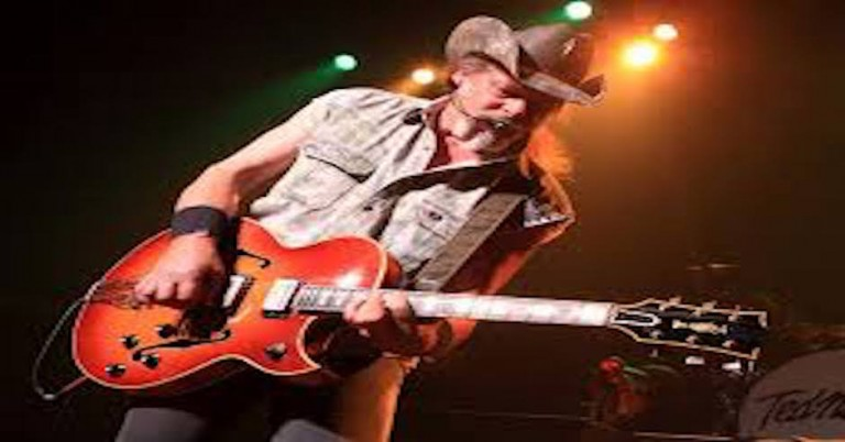 American rockstar Ted Nugent posts antisemitic conspiracy on Facebook