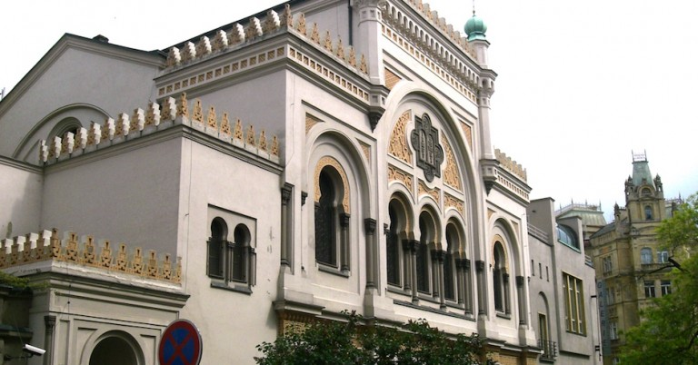 "Shouts of ""Allahu akbar"" directed at Czech synagogue"