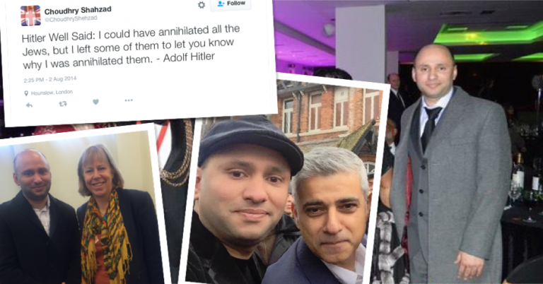 UK Labour Party activist reported to party and police over antisemitic tweets