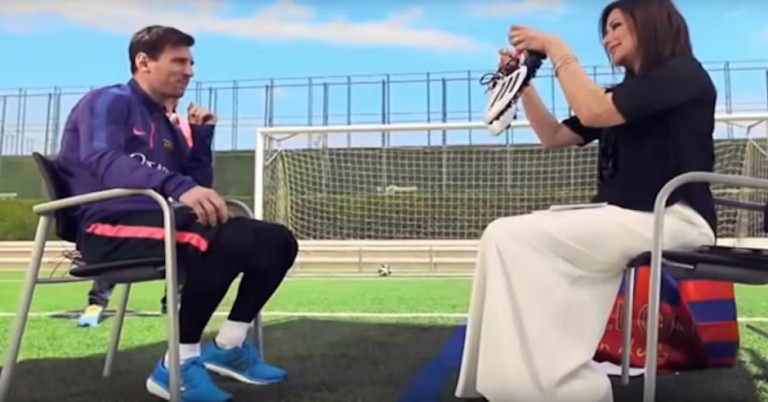 Lionel Messi accused of being Jewish in Egyptian TV farce