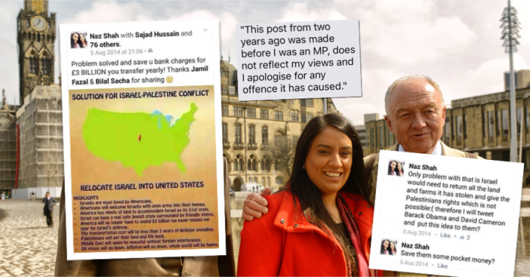 "Labour defends ""Jewish question"" MP playing pivotal role in antisemitism inquiry"