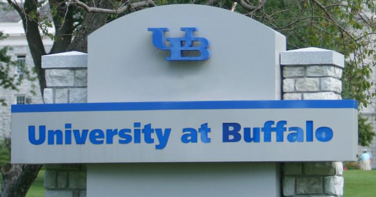 """Horrific"" antisemitic graffiti found at University at Buffalo"