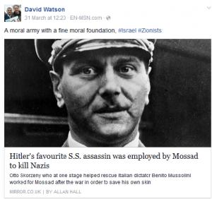 David-Watson-equates-Israel-with-Nazis1-300x282