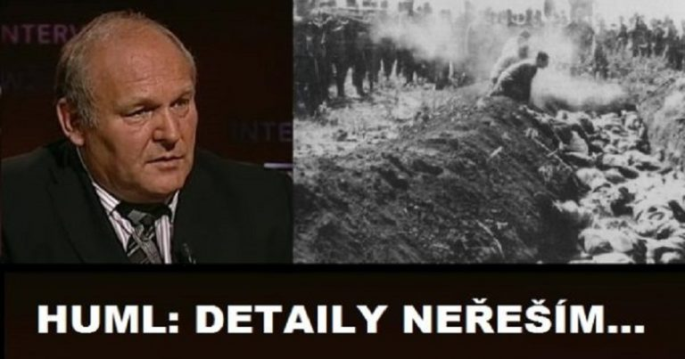 """Jews were """"to blame"""" for the Holocaust, says video shared by Czech MP"""