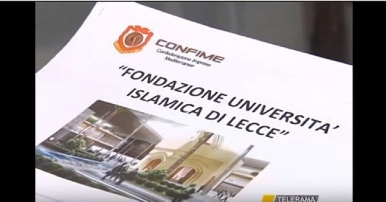 "Official at Islamic University calls for ""final solution"""