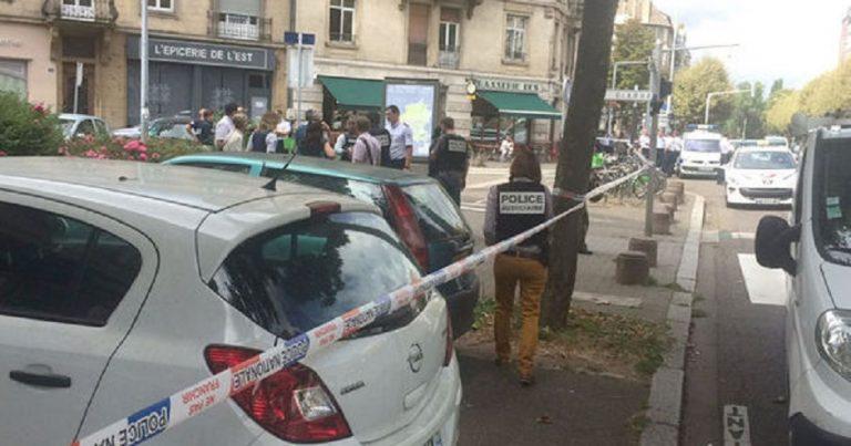 "Hasidic Rabbi stabbed in Strasbourg by attacker shouting ""Allahu Ackbar"""