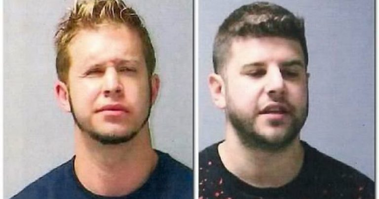 Two men arrested for antisemitic threats against Jewish father in Connecticut.