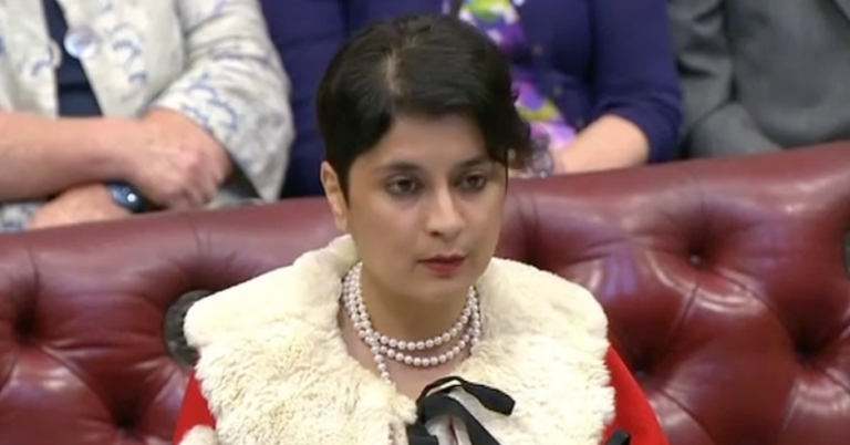 Report says Chakrabati knew she was being offered a peerage before her whitewash inquiry into antisemitism