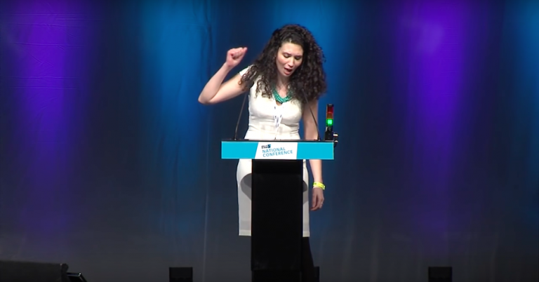 President of UJS tells President of NUS to fight antisemitism or step down