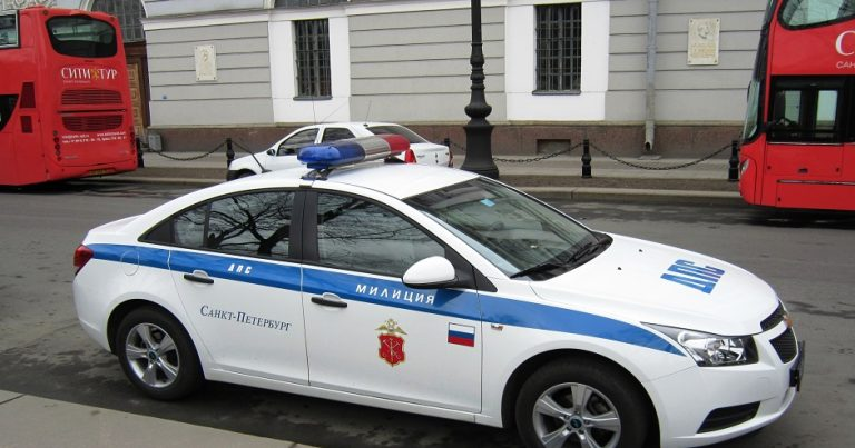 Armed attacker enters Moscow Synagogue