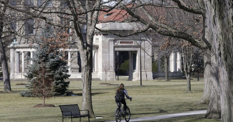 "After Oberlin Professor fired for antisemitism, Jewish academic targeted with ""Gas Jews"" graffiti"