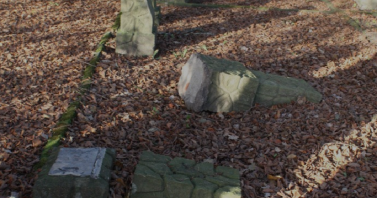 Germany: Jewish cemetery vandalized