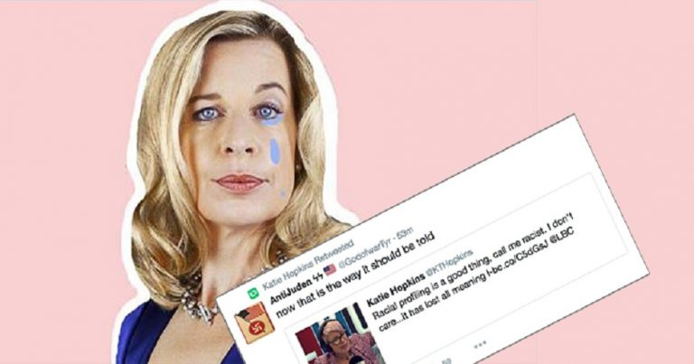 LBC and the Daily Mail must deal firmly with Katie Hopkins after her latest publicity-craving provocation