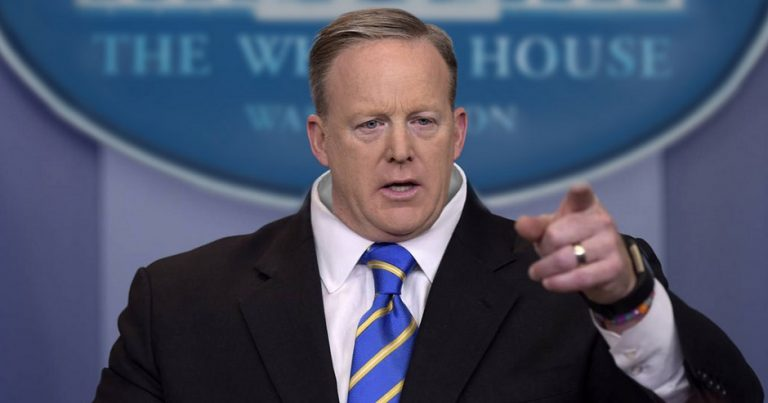 Trump's refusal to dismiss Sean Spicer demonstrates an underlying problem in his Administration's approach to Jewish issues