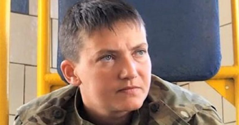 """Ukrainian national hero says she doesn't """"like 'k*kes'"""", suggests that a Jewish elite runs the country"""