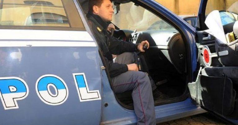 "Tunisian arrested in Italy after waving knife at police and screaming ""you are Jews. I will kill you all""."