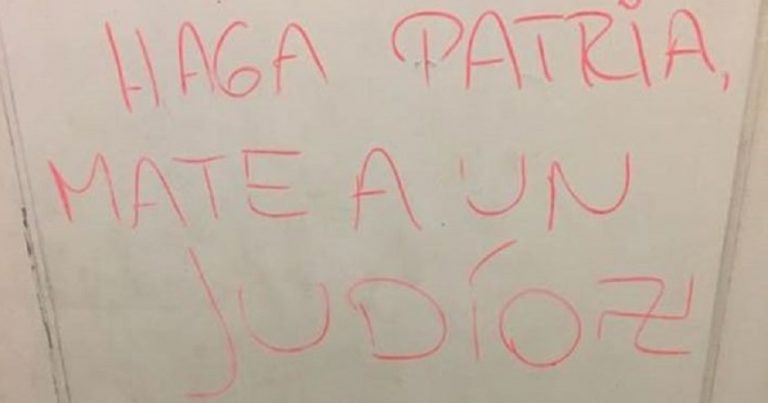 """There is a Jew here"" – threatening note, Swastika left at home of Israeli dignitary in Italy"
