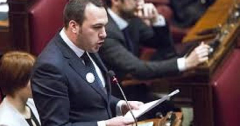 "Italian MP bemoans ""Zionist influence"" on Press, calls Zionism ""synonymous with racism"""