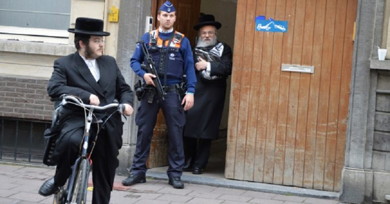 Haredi man allegedly attacked by recent convert to Islam in Antwerp who hurled antisemitic abuse at him
