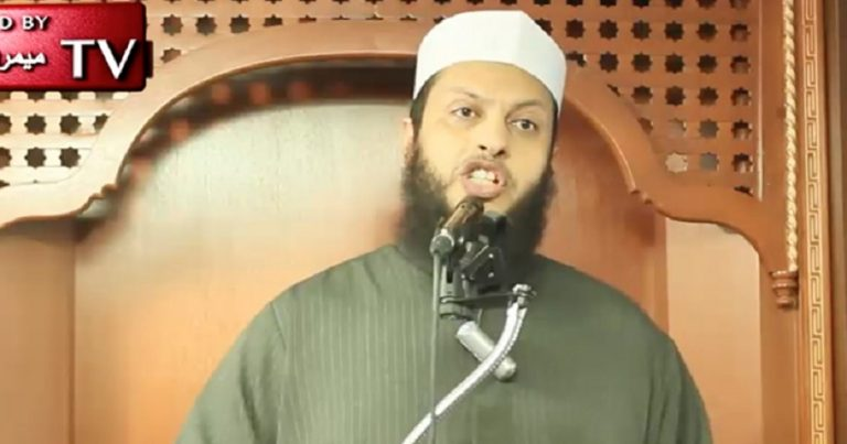 "Canadian Jews express dismay as Imam calling for Allah to slaughter Jews and ""give victory"" to Jihadis faces no criminal charges"