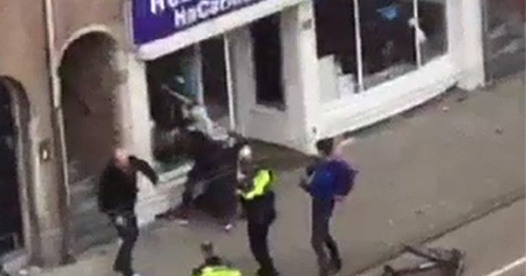 Palestinian man arrested after smashing windows of Amsterdam Kosher restaurant