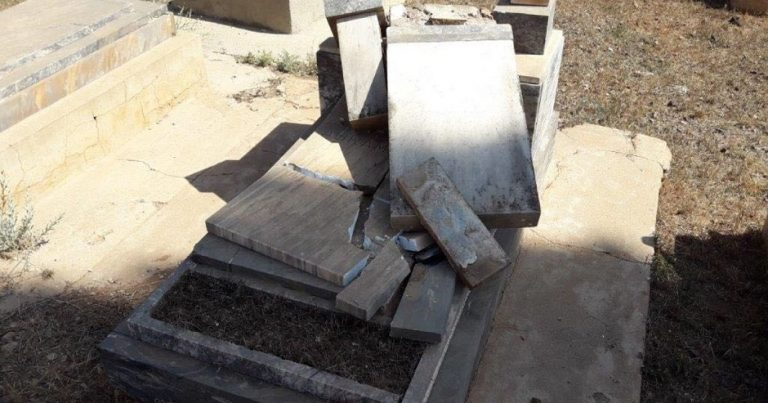 """Dozens"" of Jewish graves destroyed in Eritrea"