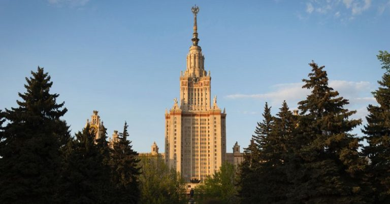 Professor at Moscow State University tries to make Jewish student remove yarmulke