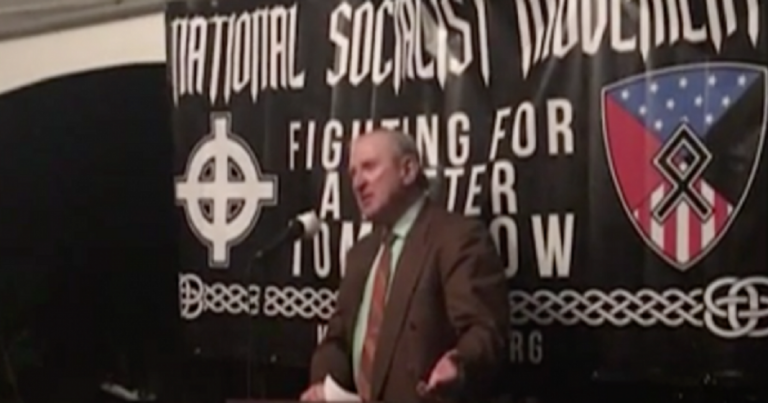 Holocaust denying neo-Nazi set to win GOP nomination for Illinois