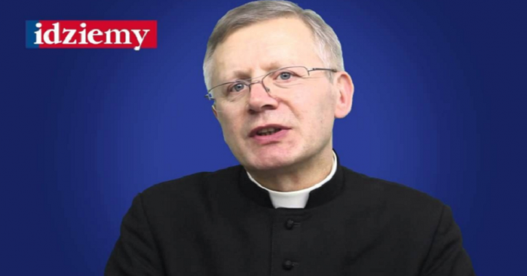 "Prominent Polish Priest says Jews bend truth to ""whatever serves Israel's interests"""
